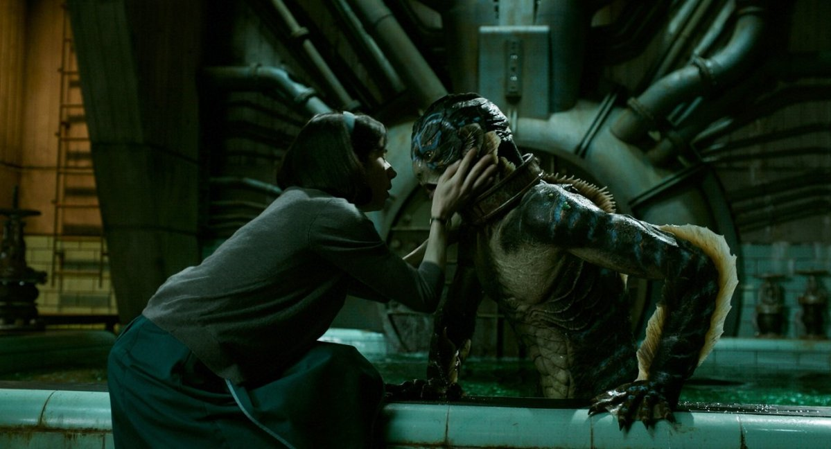 The Shape of Water: A Spoiler-Free Review/Doug Jones Squee Fest