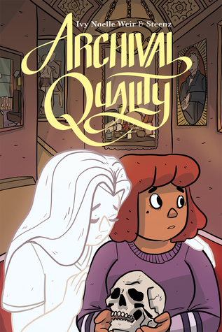 Librarians, ghosts, mental-health & diverse characters: A Spoiler-Free Review of ArchivalQuality