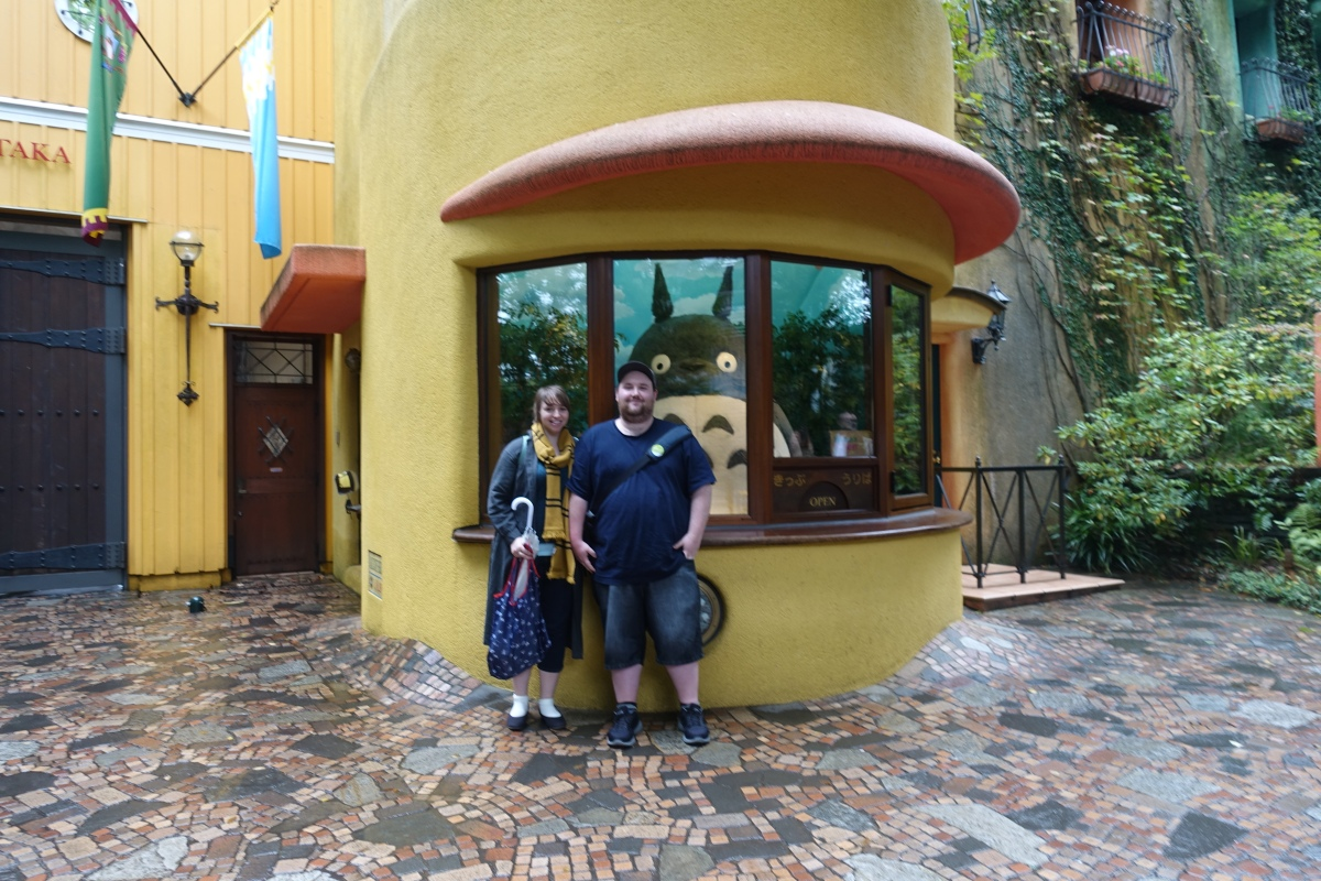 Japan Memories Day 20: A Magical Day at Ghibli Museum!