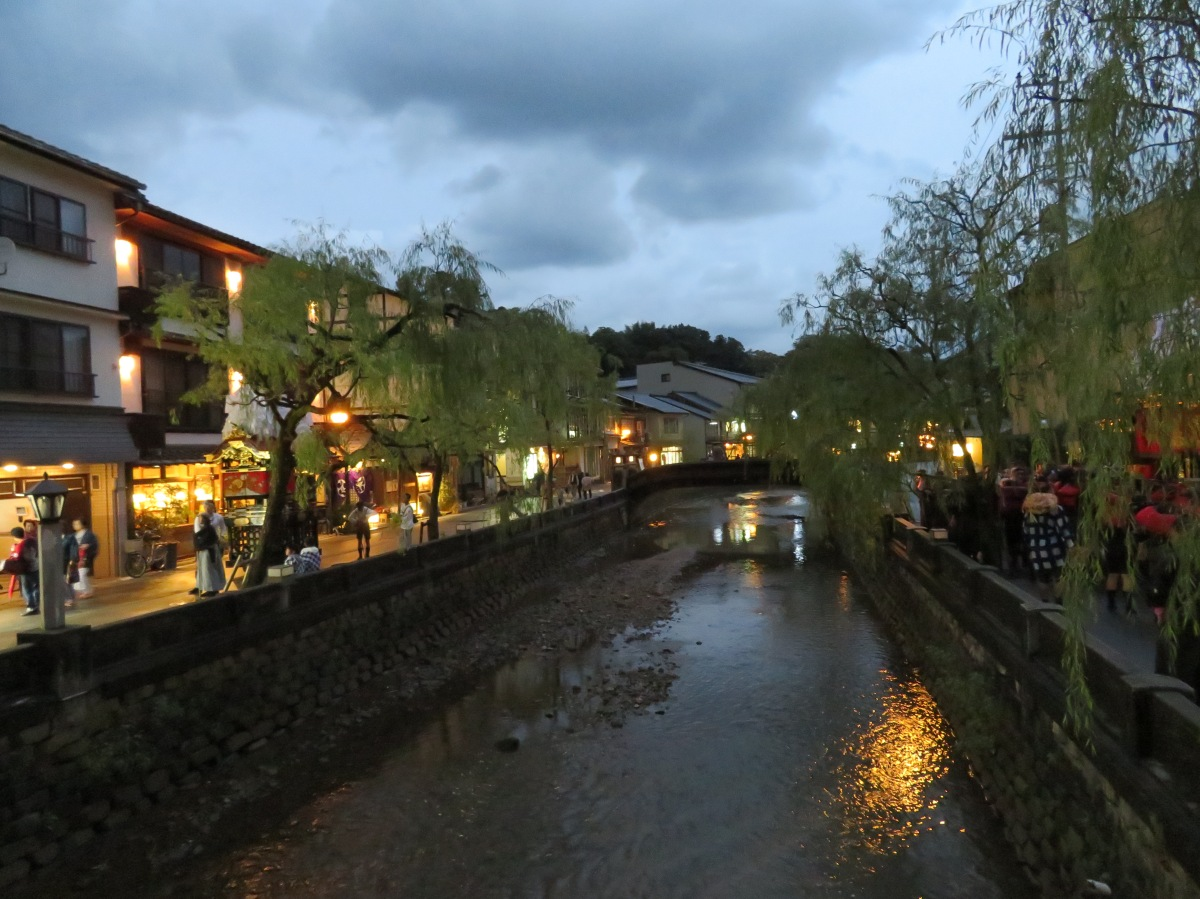 Japan Memories Day 14: Goodbye Kyoto, Hello Beautiful Kinosaki Onsen Town!