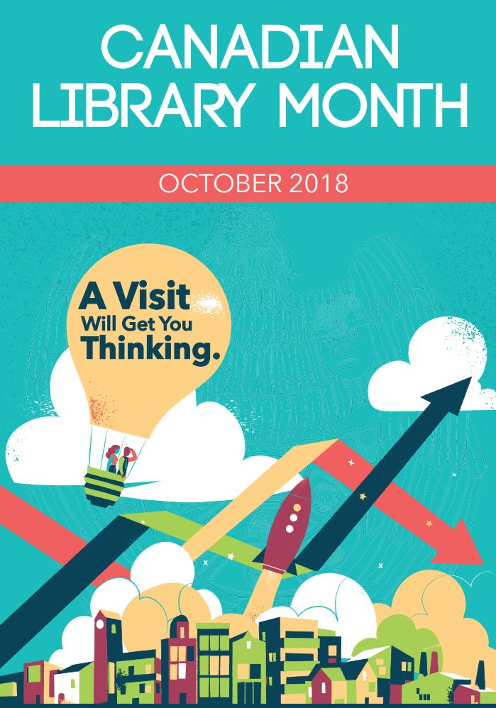 Canadian Library Month!