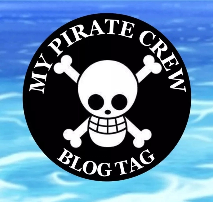 My Pirate Crew Tag
