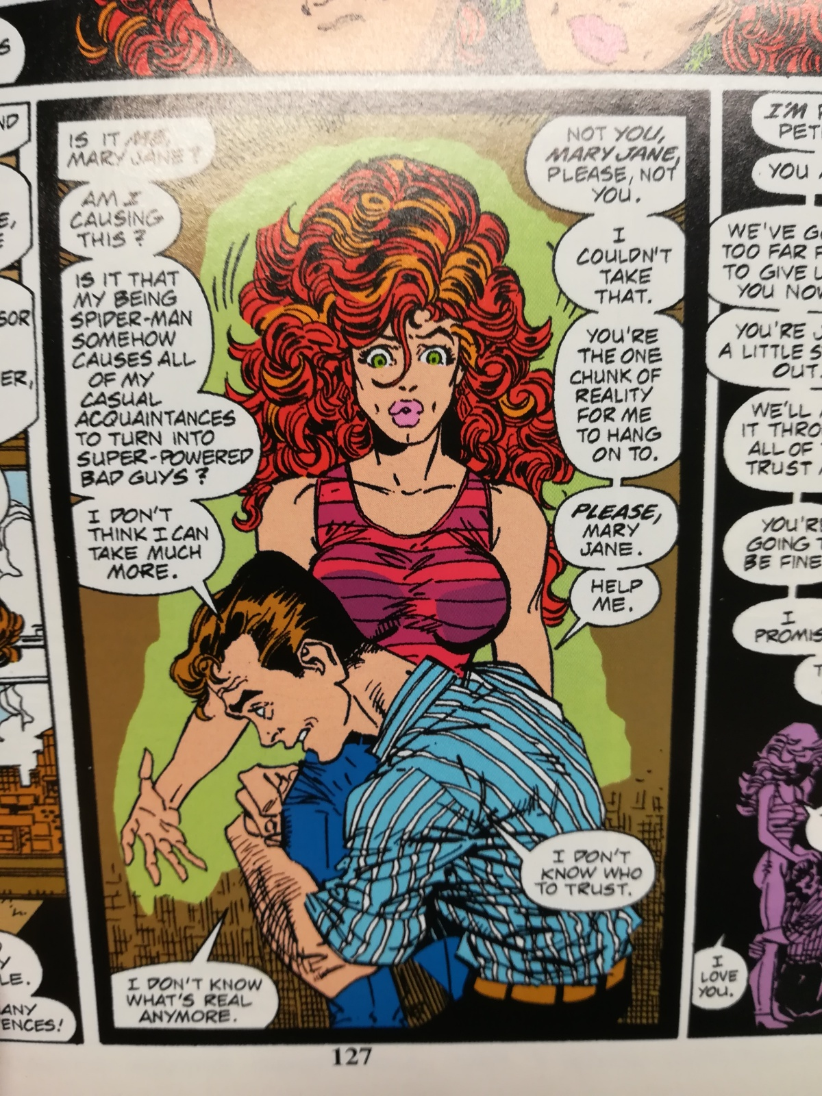 On the Hypersexualization of Female Characters in SuperheroComics