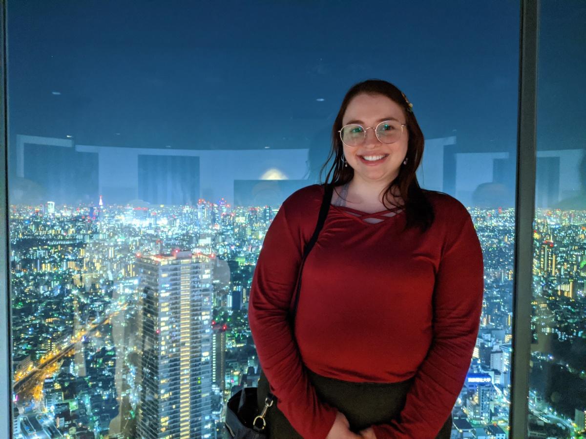 Tokyo Memories – Day 1: Ikebukuro FromAbove