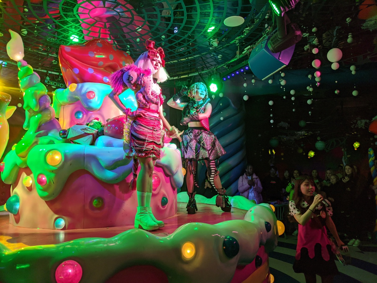 Tokyo Memories Day 5: Pigs and Kawaii Monster Girls!