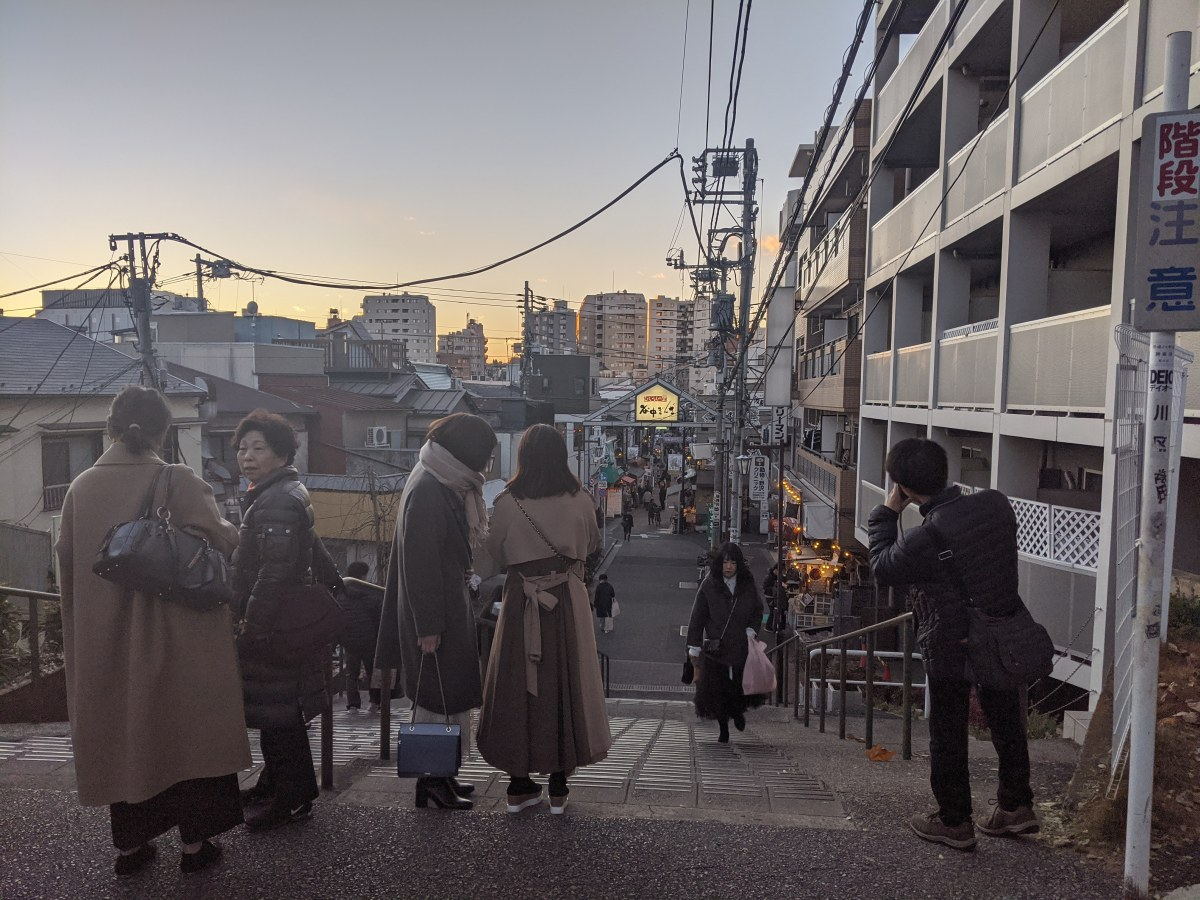 Tokyo Memories, Day 14: Yanaka Ginza, Ameyoko, and Kindness at Nippori Textile Street