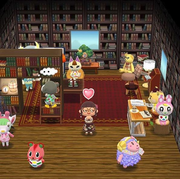 Healing Routines In A Time of Anxiety: Animal Crossing